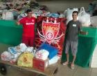 Osório: colorados arrecadam doações para atingidos por temporal em Rolante