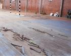 Secretaria de Educação vistoria escolas e encontra buracos, assoalhos estragados e falta de mobilias em Capão da Canoa