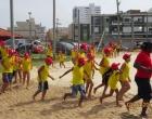 Programa Salva Vidas Mirim conscientiza crianças em Tramandaí