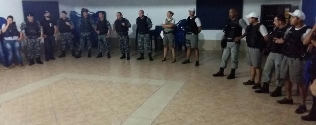 Operação conjunta da Brigada Militar/Polícia Civil apreende drogas e realiza prisões em Osório
