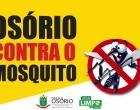 Vigilância faz alerta sobre presença do Aedes aegypti no Bairro Sulbrasileiro em Osório