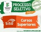 IFRS - Campus Osório recebe inscrições pelo Sisu