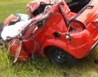 Colisão entre ônibus e carro deixa uma vítima fatal em Cidreira