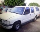 Caminhonete da Secretaria da Saúde de Torres é furtada da garagem da Prefeitura