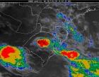 Alerta laranja: Inmet emite novo aviso de riscos de temporal no Litoral