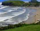 Todas as praias do Litoral Norte estão em boas condições para o banho de mar