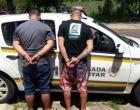 Presa dupla que praticava golpe do falso sequestro em Torres