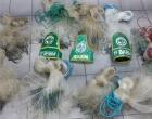Comando Ambiental apreende tarrafas durante fiscalização em Tramandaí