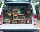 Comando Ambiental apreende pássaros em cativeiro em Osório