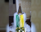 Imagem de Nossa Senhora Aparecida está em Capão da Canoa