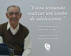 Morre idoso que se formou aos 86 anos na Unicnec