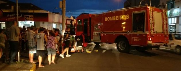 Pedestre é atropelada em Osório