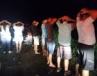 Motorista embriagado é flagrado com sete pessoas dentro de carro na ERS-040