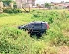 Motorista perde controle do carro na ERS-786