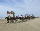 33ª Cavalgada do Mar chega a Imbé
