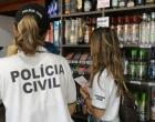 Polícia Civil realiza ação preventiva em bares de Atlântida