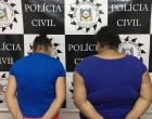 Dupla é presa por receptação de veículos roubados em Cidreira