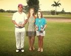 Torneio de golfe reúne mais de 80 atletas em Torres