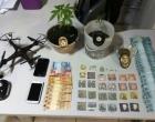 Casal utilizava drone para tráfico de drogas em Imbé