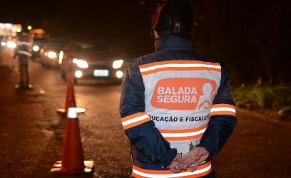 PORTO ALEGRE, RS, BRASIL, Balada Segura. Foto: Rodrigo Ziebell/SSP