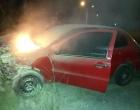 Veículo tem princípio de incêndio após acidente em Osório (vídeo)