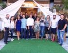 Dione Modas faz grande festa em lançamento da Coleção de Inverno da B27 e Lezalez