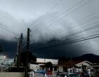 Chuva forte antecede queda da temperatura, diz MetSul