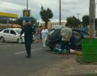 Acidente deixa dois feridos em Nova Tramandaí