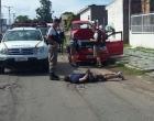 Homem é preso após perseguição pelas ruas de Tramandaí