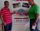 ACTE recebe visita do deputado Alceu Moreira