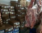 Polícia apreende 27 toneladas de carne roubada no Litoral Norte