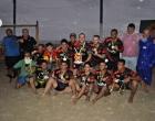 Rondinha e Bonja são os grandes campeões do Beach Soccer de Arroio do Sal