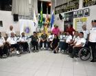 Final de semana teve Campeonato de Bocha em Cadeiras de Rodas em Arroio do Sal