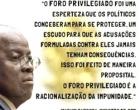 Foro Privilegiado 2 - Jayme José de Oliveira