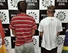 Presos suspeitos de furtar cerca de R$ 13 mil da APAE em Mostardas