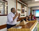 Senador Paulo Paim debate previdência e trabalho na UNICNEC em Osório