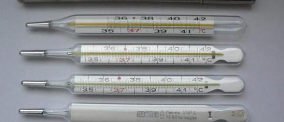 Termômetro e medidor de pressão com mercúrio serão proibidos