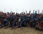Mar Azul/Torres Calçados é o campeão do Praiano Municipal de Beach Soccer