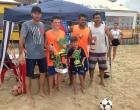 Campeonato Municipal de Futevôlei reúne amantes do esporte em Torres