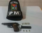 Sede de empresa de vigilância é alvo de tiros no Litoral