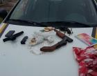 Trio é preso com armas, drogas e dinheiro em Torres