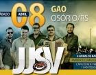 Festa de 18 anos do JJSV promete agitar Osório