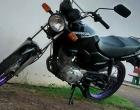 Criminoso invade garagem de residência e furta moto em Osório