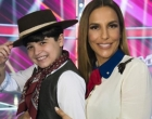 RS em festa: gauchinho Thomas Machado é o grande vencedor do The Voice Kids