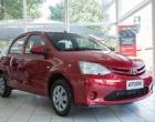 Toyota chama 538 mil donos de veículos para recall do airbag