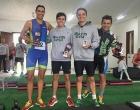 Atletas de Osório conquistam bons resultados em competição no superduathlon
