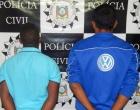 Dupla é presa após atirar em policiais que buscavam homem desaparecido em Cidreira