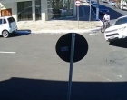 Câmera de vigilância flagra acidente com capotamento em Osório