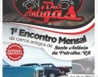 1º Encontro Mensal de Carros Antigos acontece em Santo Antônio da Patrulha