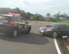 Freeway: criminoso é baleado em troca de tiros com a PRF
